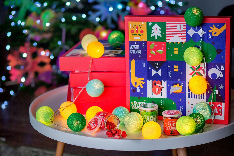 kalėdų dovanų idėjos advento kalendoriai
