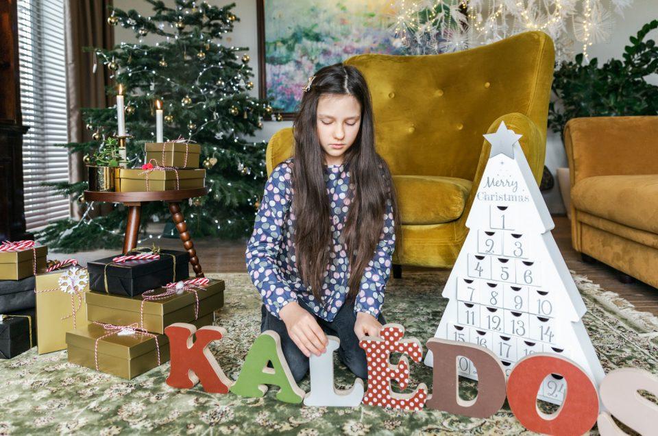 Tirlimpampam produktų įvaizdinė Kalėdinė fotosesija