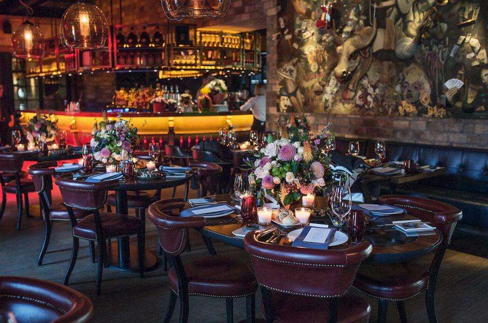 Dekoro fotografavimas Bizarre Restaurant & Bar