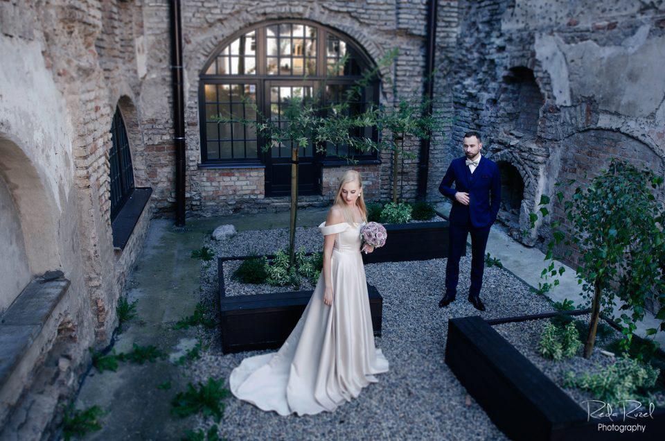 vestuvių fotosesija Vilniuje senamiesčio gamtos aikštelėje